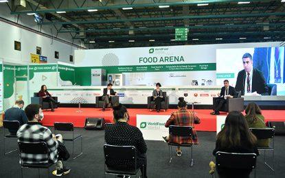 Gıda ve tarım panelleri WorldFood Istanbul'da