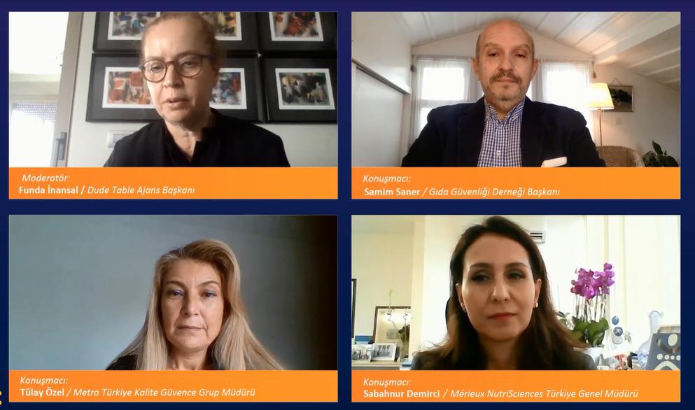 Tedarik Zincirinde Güven Rehberi online buluşmada tanıtıldı