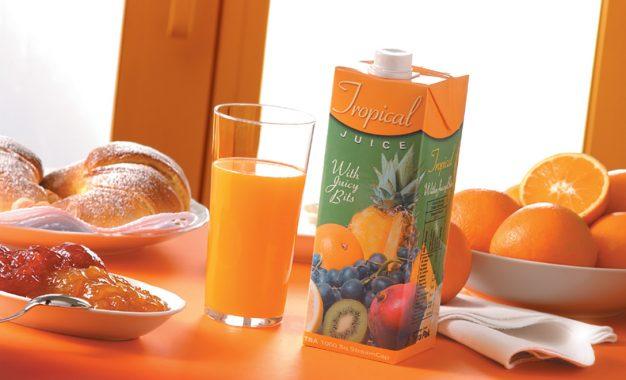 Soğuk havalara karşı portakal suyu