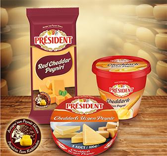 Président ürün ailesine yeni üyeler katıldı