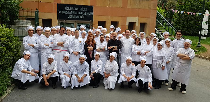 Yeditepe Üniversitesi'nden gastronomi kültürüne önemli katkı