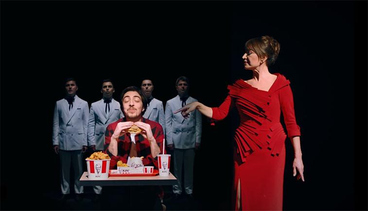 KFC Türkiye'nin yeni reklam filmi yayında