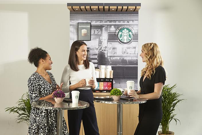 Nestlé ve Starbucks'ın küresel kahve işbirliği büyüyor