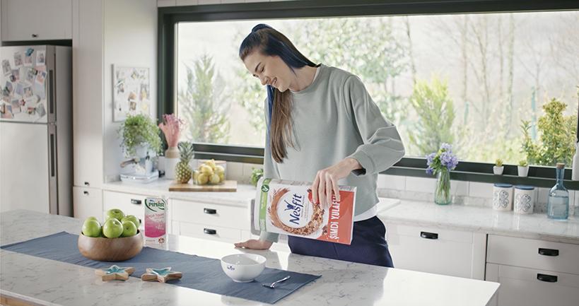 Nesfit'in yeni reklam filmi yayınlandı