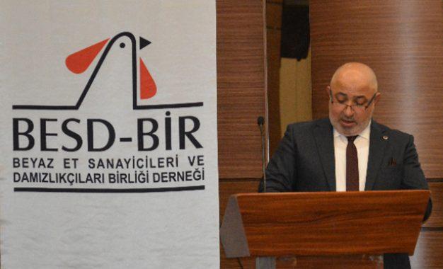 Naci Kaplan BESD-BİR Başkanı seçildi