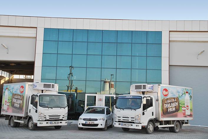 Eker'den Şanlıurfa ve Diyarbakır'a yeni depo yatırımı