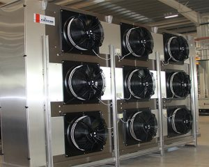 Friterm ileri mühendislik çözümleri: Projeye özel IQF evaporatörler