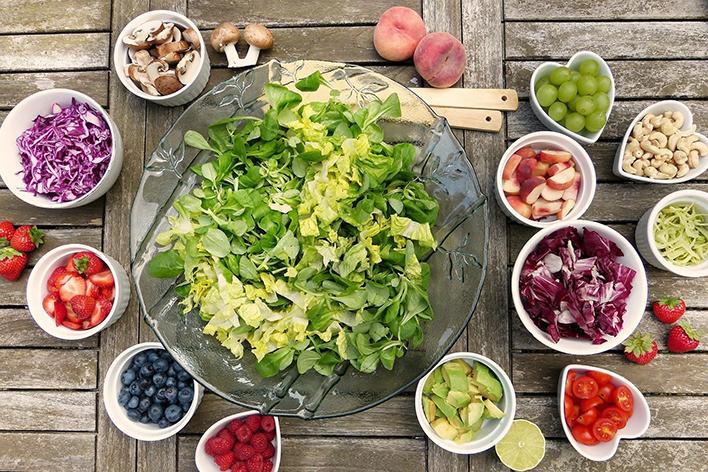 Bitkisel bazlı bir diyet yemenin faydaları