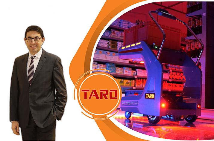 Migros'tan dünyada bir ilk: Robot TARO