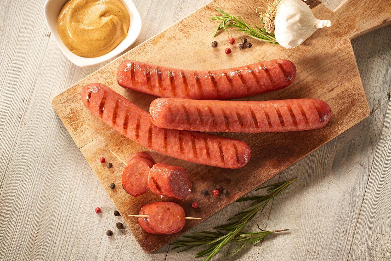 Polonez'den peynir ve karabiberli füme sosis lezzetleri