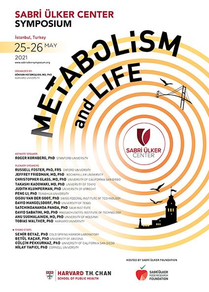 Sabri Ülker Metabolizma ve Yaşam Sempozyumu bilim dünyasını ağırlayacak