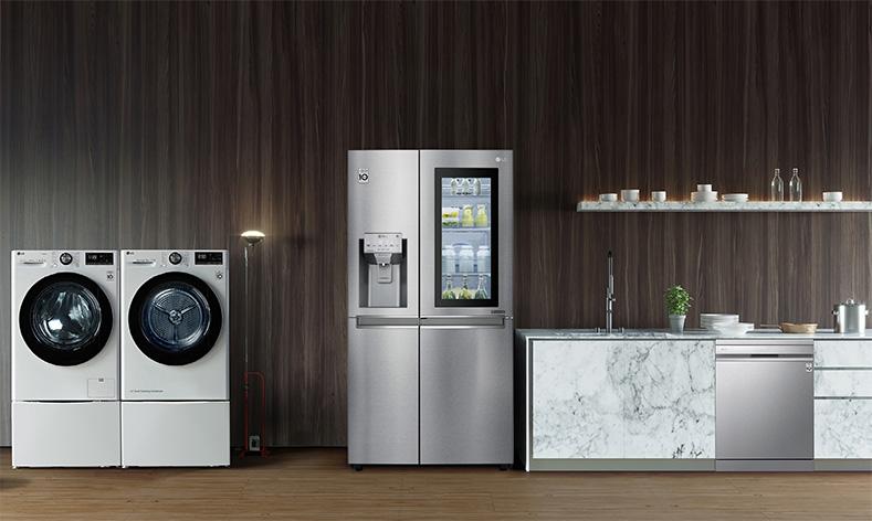 Yeni AB Enerji Etiketi Uyumlu LG cihazlarla daha sürdürülebilir bir yaşam