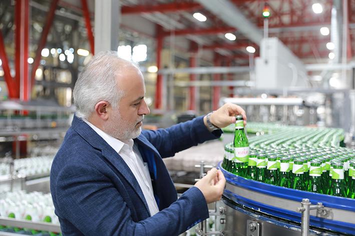 """""""İyiliğin içeceği"""" üretim kapasitesini katladı"""