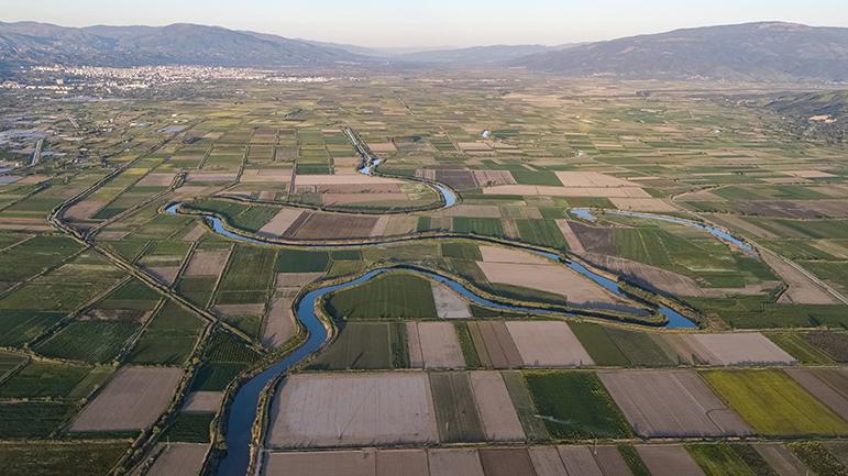 Tchibo'dan Büyük Menderes Havzası Su Koruyuculuğu programına destek